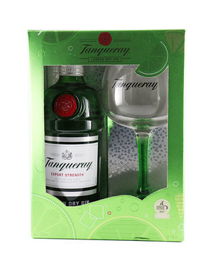 Tanqueray Glass pack