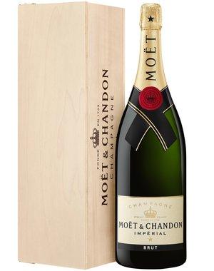 Moët & Chandon Brut Impérial kist 3 Liter