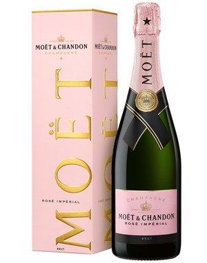 Moët & Chandon Rosé Impérial in giftbox 75CL