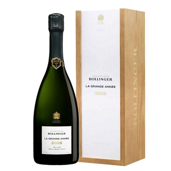 Bollinger La Grande Annee Brut 2012 In giftbox 75CL