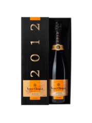 Veuve Clicquot Ponsardin Brut Vintage 2012 in giftbox 75CL