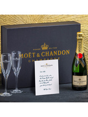 Moët & Chandon Brut Champagne Geschenkbox 75CL