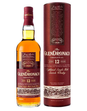 GlenDronach 12 years Original 70CL