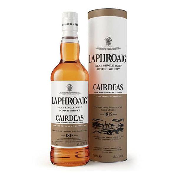 Laphroaig Cairdeas  70CL - Bottled 2017