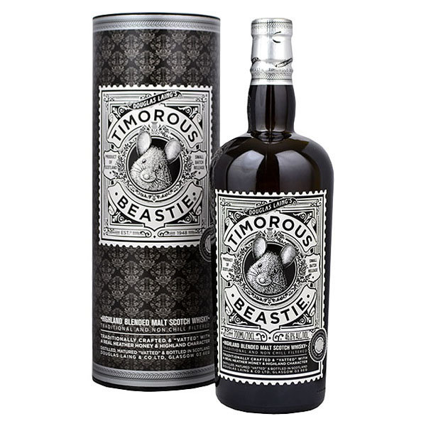 Douglas-Laing Timorous Beastie Highland Blended Malt Scotch Whisky 70 CL