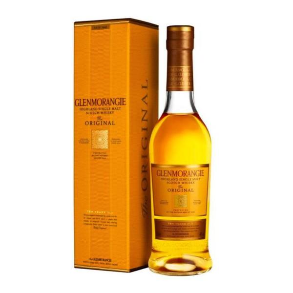 Glenmorangie The Original 35CL Single Malt Scotch Whisky - 10 Years