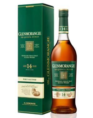 Glenmorangie Quinta Ruban 70CL - 14 Years Old