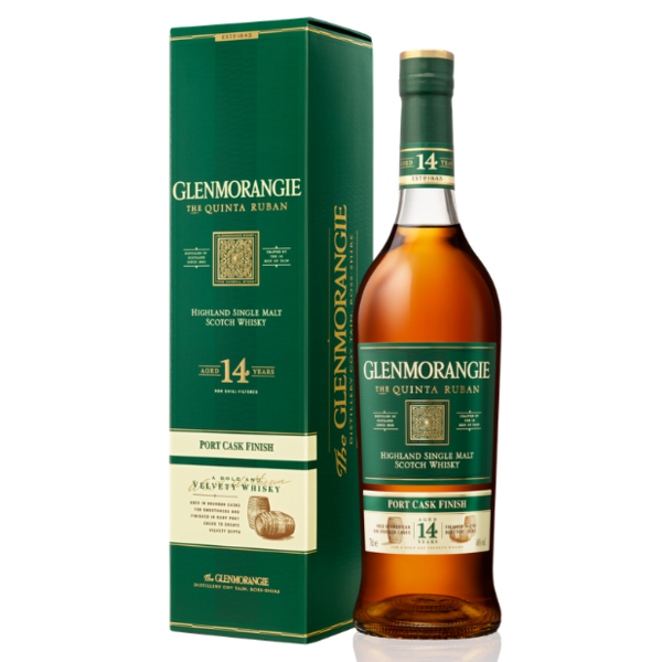 Glenmorangie Quinta Ruban 70CL Single Malt Scotch Whisky - 10 Years Old