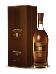 Glenmorangie 18 Years Old 70CL in Giftbox