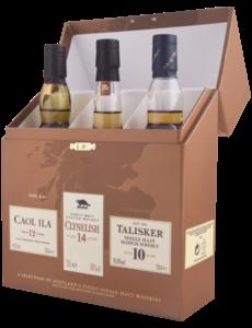Classic Malt Coastal (3X20Cl Bottles)