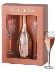 Bottega Glamour Rosé Gold Box