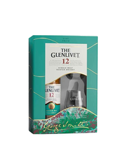 The Glenlivet 12 Years Double Oak + 2 Glasses