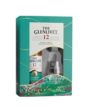The Glenlivet 12 Years Double Oak + 2 Glasses