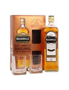 Bushmills Original + 2 glasses