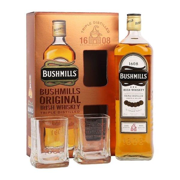 Bushmills Bushmills Original + 2 glasses