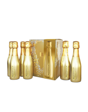 Bottega Prosecco Gold Piccolo 6-pack
