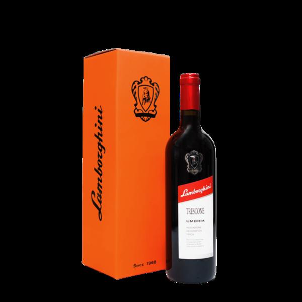 Lamborghini TRESCONE UMBRIA RED IGT 75 CL