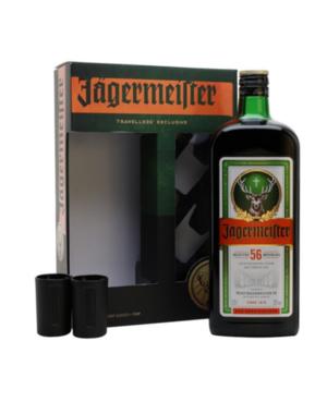Jägermeister Pump + 2 Glasses