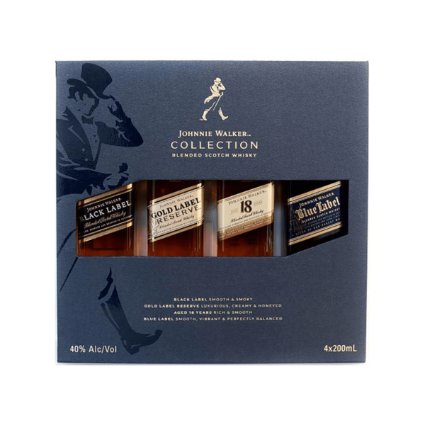 Johnnie Walker Collection Blended Scotch Whisky