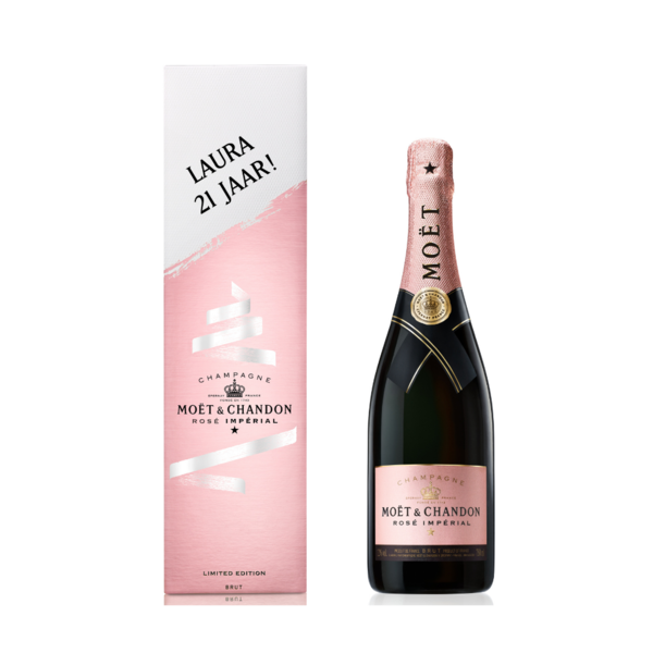 Moët & Chandon Rosé End of the Year giftbox
