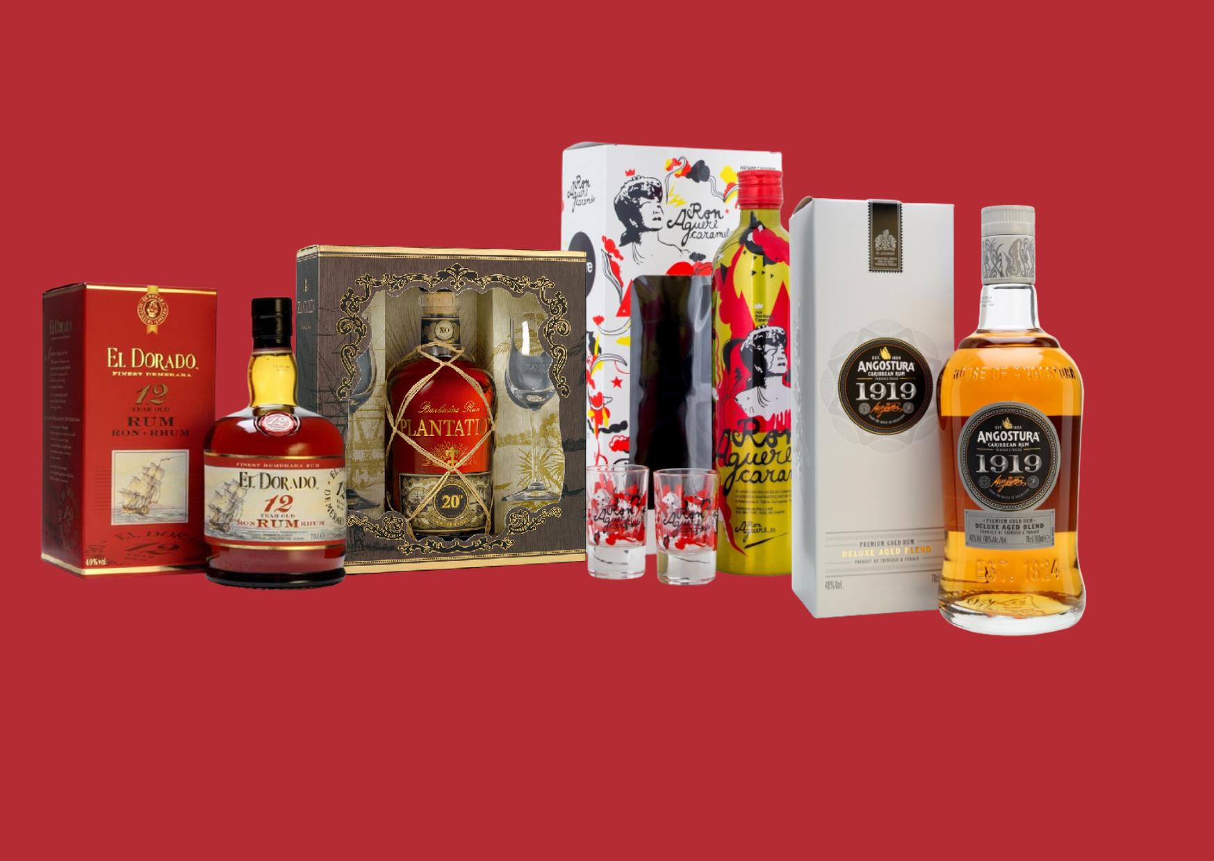 Rum als cadeau? Hieronder bekijk je onze mogelijkheden