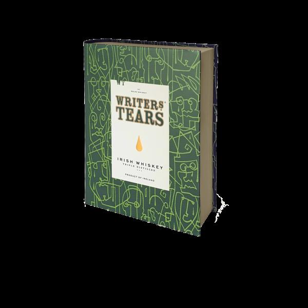 Writers Tears 3x 5cl Giftset Mini Book