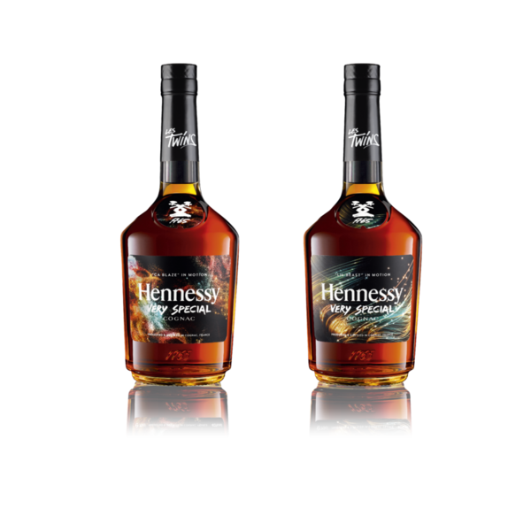 Hennessy Very Special 70cl Les Twins  Limited Edition