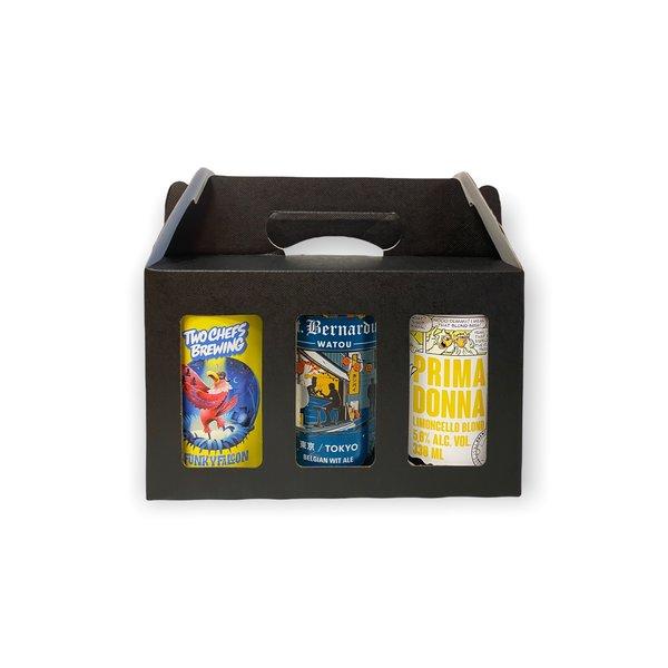 Speciaal Bier Pakket Pale Ale, White Ale & Blond