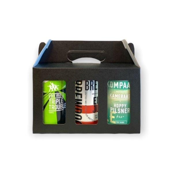 Speciaal Bier Pakket IPA, Triple Double & Lager