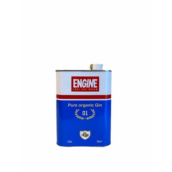 Engine Pure Organic Dry Gin 0.7L