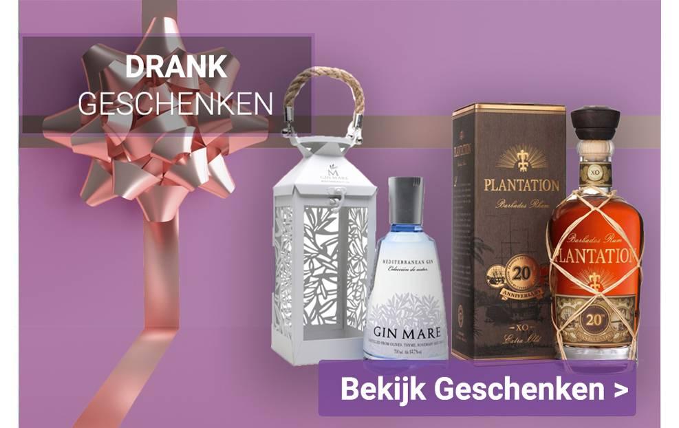 Drank cadeau laten bezorgen - Drank cadeau online bestellen