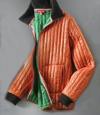 EP Terra Cotta Edolini Quilted Jacket MKII