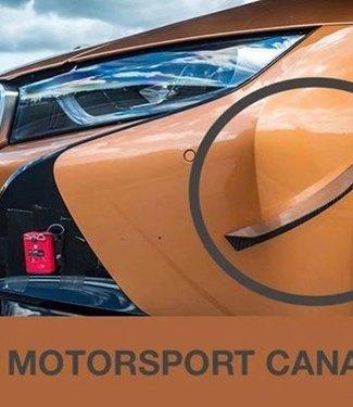 EM EDO MOTORSPORT Canards Set