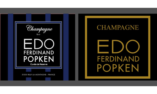 Champagne Limited Production EFP