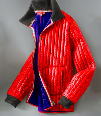 EP Red Edolini Quilted Jacket MKII
