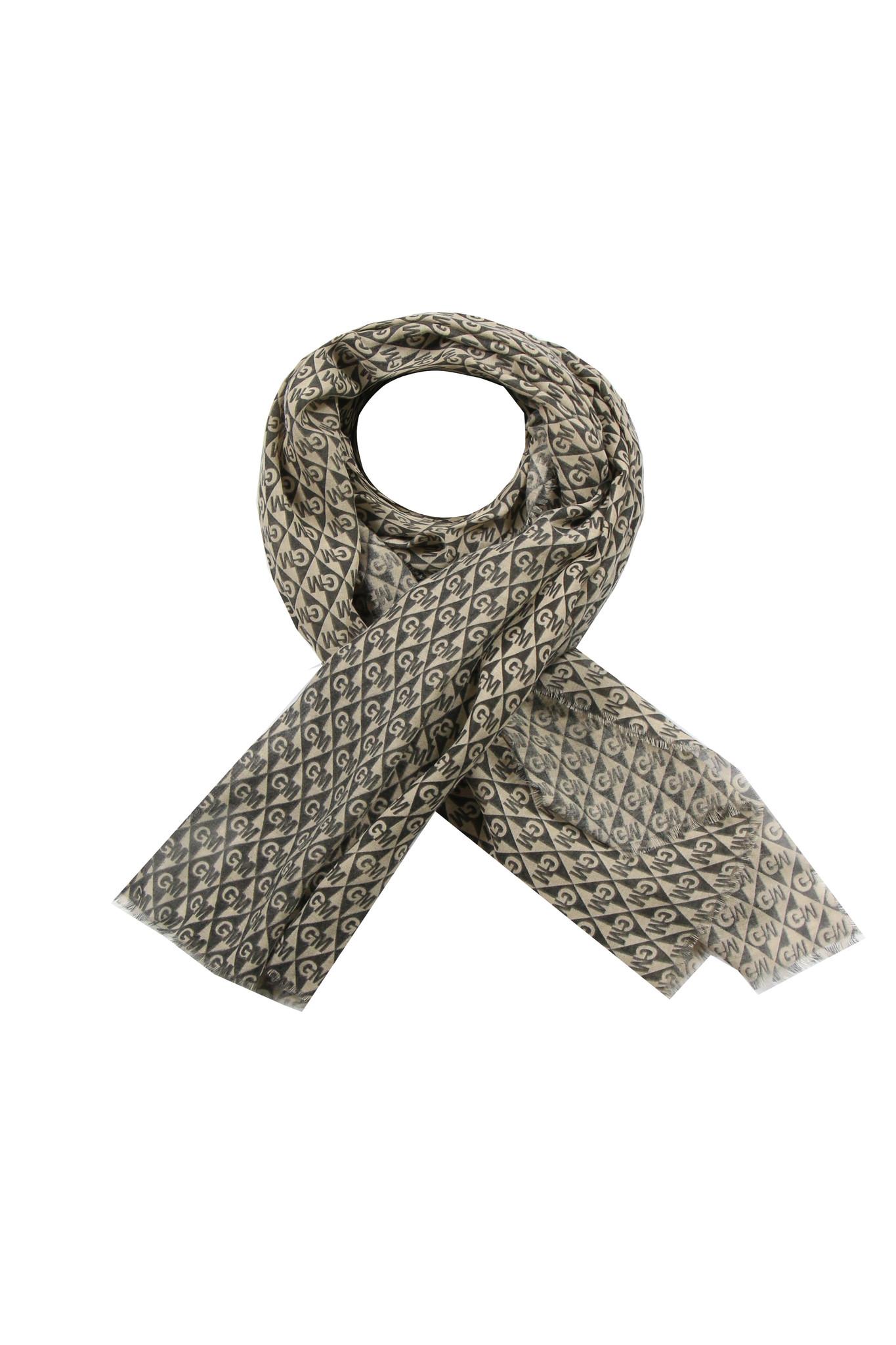 g-maxx g-Maxx shawl  claudia zwart/beige