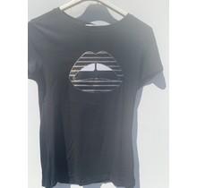 """Shirt """"Aissa"""" zwart"""