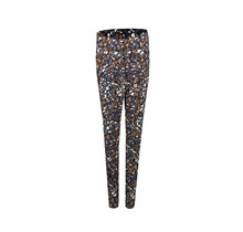 G-Maxx Broek Claire  donkerblauw/roest