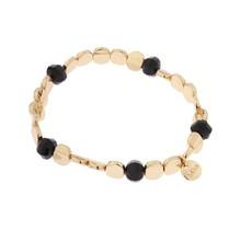 Biba basis armband 53703 goud/zwart