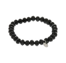 Biba basis armband cg025 zwart