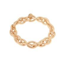 Biba basis armband 53547 mat goud