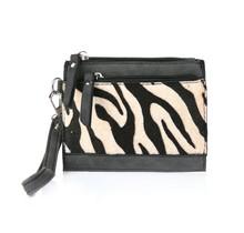 Mini purse  Zebra