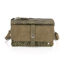 Bag cheetah green