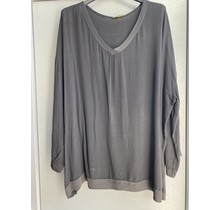 V-hals blouse Nynke zwart