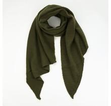 Sjaal Wendy groen