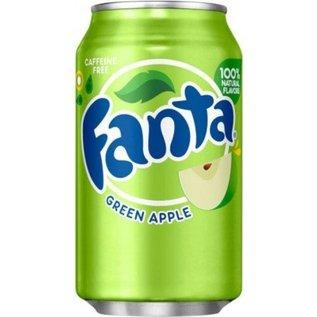 Fanta Fanta Green Apple 355 ml