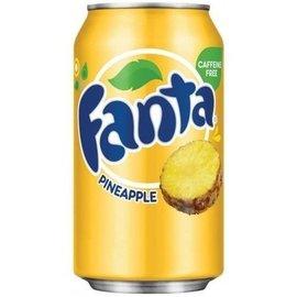 Fanta Fanta Pineapple 355 ml