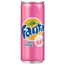 Fanta Fanta Lychee 320 ml
