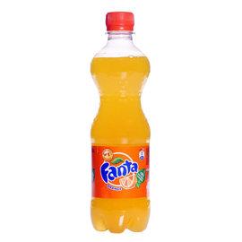 Fanta Fanta Verry Orange 0,5 l