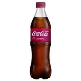 Coca-Cola Cherry Cola 0,5l